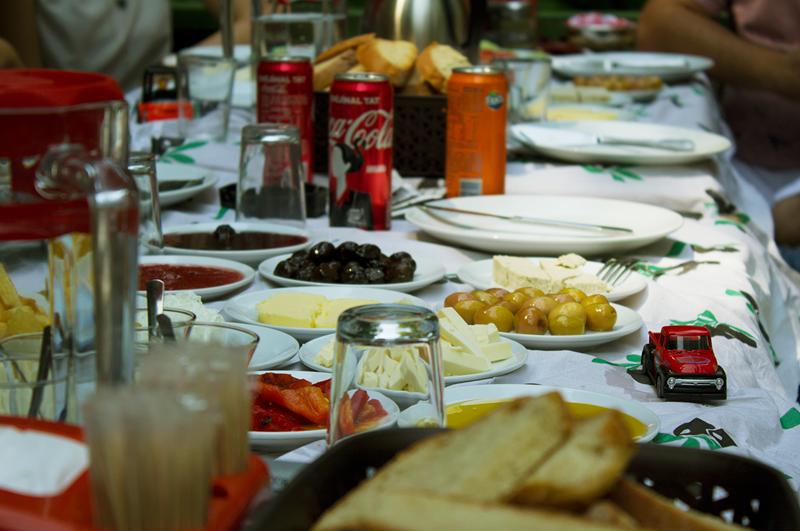 Serpme Kahvaltı